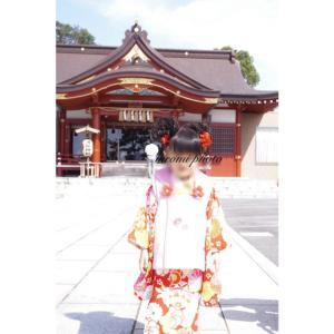 秋がいっぱい♡コスモス撮影と神社での出来事