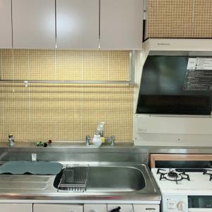 団地i型キッチン掃除と洗面所ビフォアフのリブログ