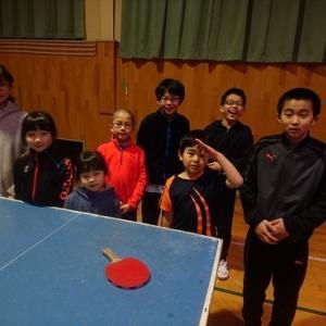 今日の練習はお試し新人1人、園児2人、小学生14人、中学生18人、高校生2人、ジャリリーグは1位KM谷3、2位NS川、3位ガリ2!