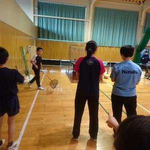 一昨日・昨日の練習です、ジャリリーグは無し、ヒサコ・TK田セイヤが練習に、土日新人1年生男子が来てくれました!