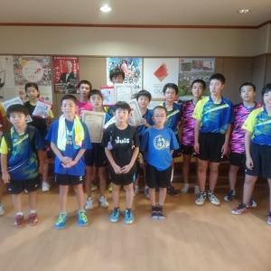 17日スポーツ少年団県大会結果と18日三条大会結果!