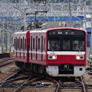 【京急撮影記:5/19】更新車両「1009編成」&新型車両「1661編成」を撮る_Part7