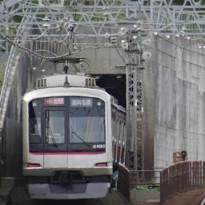 【東急撮影記:5/19】「QSEAT」付き編成の「東急6020系」を「自由が丘」で撮る_Part2