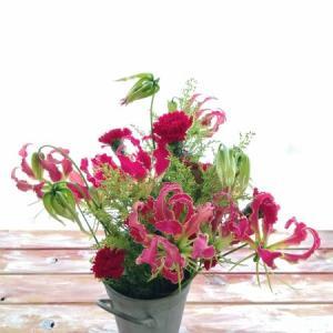 お花の配送、お渡し、継続します