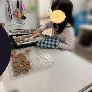 クッキー作り