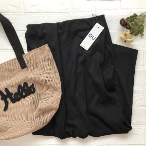 GU購入品♡値下げ品スカート