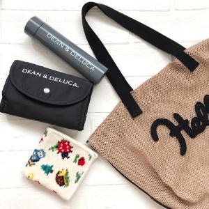 DEAN&DELUCAのエコバッグ♡公式shopで再販