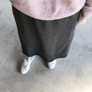 【coca】10%OFFクーポンとおすすめ裏起毛スカート