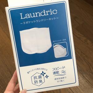 【3COINS購入品】お洗濯を楽にする便利アイテム♩