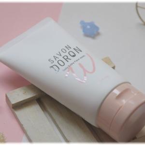 泥と酵素の濃密泡!サボンドロン デイリーエステ洗顔 白泥