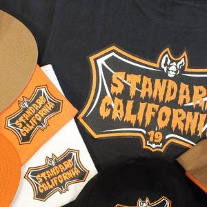 STANDARD CALIFORNIA TRICK OR TREAT SHIELD LOGO T-SHIRT & TWILL CAP
