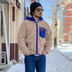 STANDARD CALIFORNIA HEAVY CLASSIC PILE JACKET