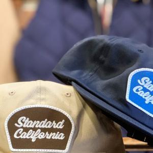 STANDARD CALIFORNIA SCRIPT LOGO PATCH TWILL CAP