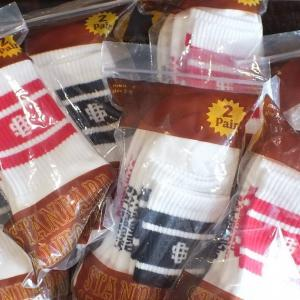 STANDARD CALIFORNIA SPORTS SOCKS 2P