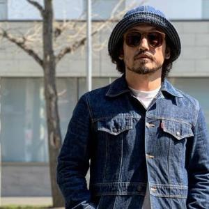 別注 70's DENIM BUSH COAT INDIGO