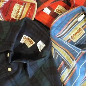 2020AW CAMCO HEAVY WEIGHT FLANNEL SHIRTS