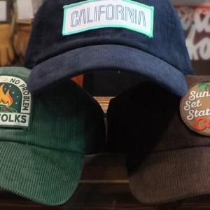 CALIFOLKS CORDUROY CAP
