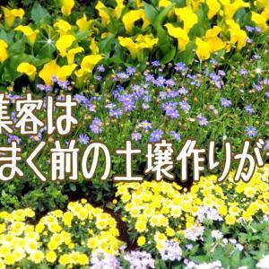 起業のヒント【SNS集客は土壌作りから】