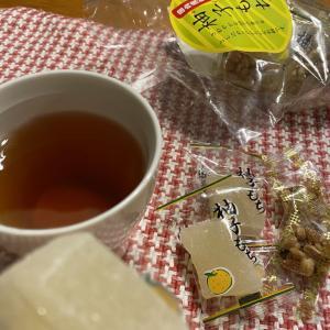 柚子もち と 網 と 花畑牧場 (-_-)zzz