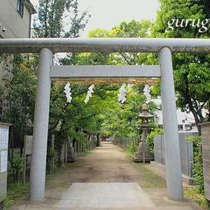 津門神社 (兵庫 西宮市)