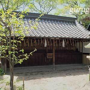 鳴尾八幡神社 (兵庫 西宮市) 其の弐