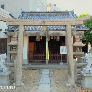 感田神社 (大阪 貝塚市) 其の弐