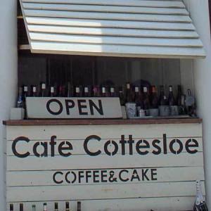 Cafe Cottesloe (大阪 泉南市) 現在閉店