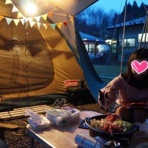 鬼怒川温泉オートキャンプ場 2〜3日目
