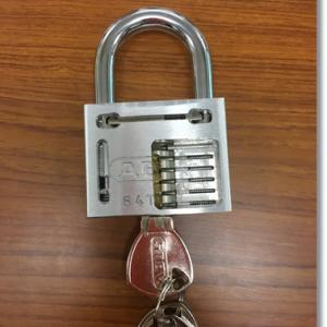 鍵の中身と構造を見せてもらいました!