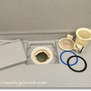 片付け 断捨離 浴室の排水口の掃除