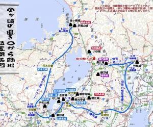金ヶ崎の退き口から姉川までの2ヶ月~信長VS浅井+朝倉+六角