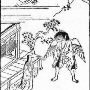 伊賀の局の勇女伝説~吉野拾遺…伊賀局が化物に遭遇