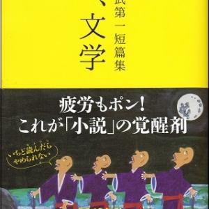 「純、文学」~北野武第一短編集