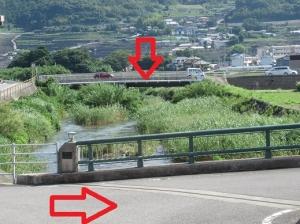 二つの「千々石橋」~雲仙市千々石町