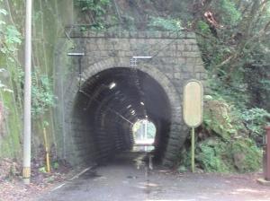 「小浜鉄道」のトンネルの名称&「小濱地方鐵道株式會社 第七回營業報告書」(大正13年上期)~雲仙鉄道