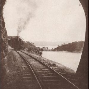 「小浜鉄道のトンネル」★私としたことがm(_ _)mそして「パールバックと木津」