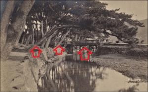 「千々石の松原」と「長崎市福田の千本木松原」~こんな間違いも!