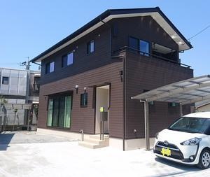静岡市H様邸新築工事