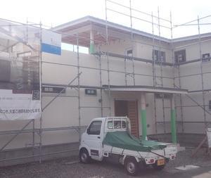 柚木T様邸新築工事進捗状況