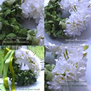 Flower Wreath Order