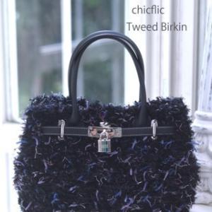 chicflic mofumofu Birkin bag