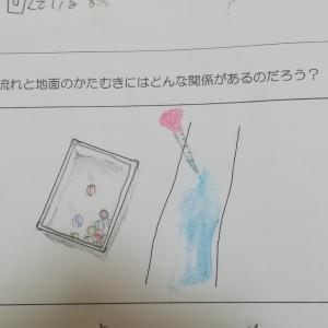 4年生ぷー 理科ノート