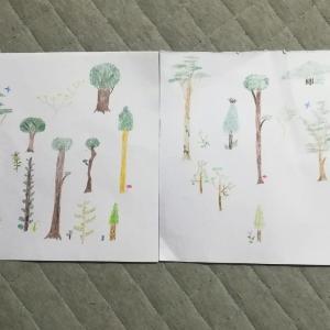ぷー画伯 植物