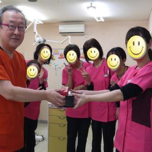 私のバレンタインデー Dr三浦