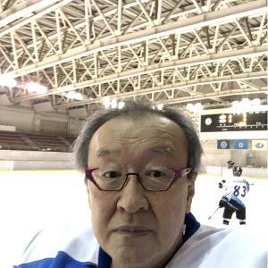 アイスホッケー Dr三浦