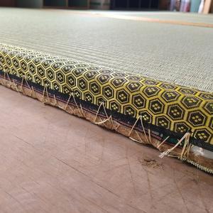 【築30年リフォーム②】畳のメンテナンスについて