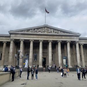 【ロンドン】大英博物館