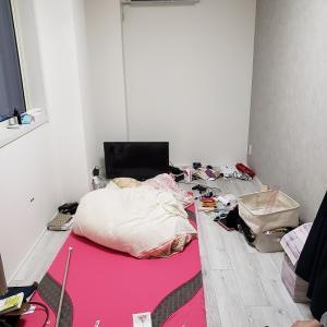【訪問サービス】1回め・都内20代女性~お引っ越し後の整理収納とお部屋スタイリング~