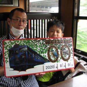 JR西日本株主優待券の旅。その1 特急「しんぺい92号」