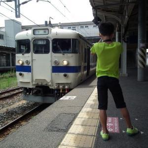 JR西日本株主優待券の旅。その2 門司→綾羅木